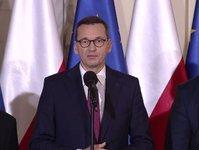 premier, mateusz morawiecki, jarosław gowin, jadwiga emilewicz, ministerstwo rozwoju, pracy i technologii
