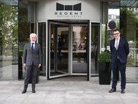 hotel regent, polski holding hotelowy, polski holding nieruchomości