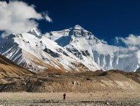 Mount Everest, Chiny, Tybet, wspinaczka, tursyta