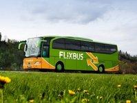 Flixbus, autobus, wodór, paliwo, środowisko