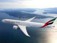 linie lotnicze, emirates, połączenie lotnicze, dubaj, lotnisko