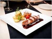 restauracja, zdjęcia dań do internatu, dania, sesja