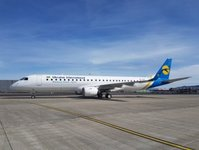 UIA, samolot, flota, Embraer 195, Kijów