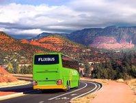 autobus, połączenie autobusowe, flixbus, usa, stany zjednoczone