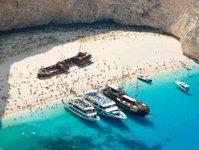 Grecja, turystyka, podróżni, budżet, przychody