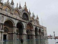 Wenecja, acqua alta, powódź, zapory, mose