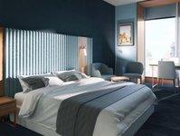 hotel, radisson, Gdańsk, pokój, otwarcie, apartament