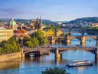 Czechy, turystyka, rekord, Praga, Czeski Urząd Statystyczny