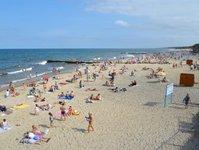 plaża, Morze Bałtyckie, turystyka, Urząd Morski, Gdynia