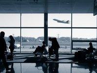 zasady na lotnisku, pasażer, terminal, koronawirus, COVID-19