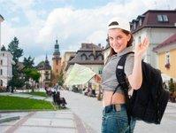 wyjazd, turysta, diners club, badanie, urlop, wakacje