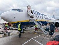 Ryanair, serwis, samoloty, Wrocław, przegląd, mechanik,