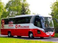 Polonus, autokar, przewoźnik, spółka, pasażer