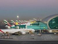 największy port lotniczy 2018, Heathrow, Dubaj, lotnisko, Hartsfield-Jackson Atlanta, Lotnisko Chopina, Emirates