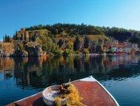 Macedonia, turystyka, ochryda, jezioro ochrydzkie, światowe dziedzictwo kulturowe