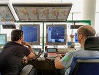 kontroler lotów, praca, lotnisko, transport, polska agencja żeglugi powietrznej