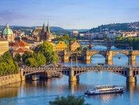 Praga, Czechy, turystyka, ruch turystyczny, turyści