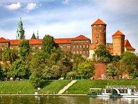 Kraków, turystyka, Krzysztof Borkowski, Wawel, Rynek Główny