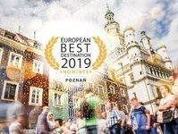 poznań, poznańska lokalna organizacja turystyczna, european best destination, Jan Mazurczak