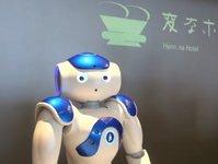 robot, henn na hotel, Sasebo, Japonia