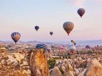 Kapadocja, Turcja, turystyka, Nevsehir, Kaymakl
