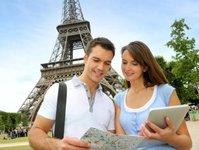 Francja, Wieża Eiffla, turystyka, remont, wakacje