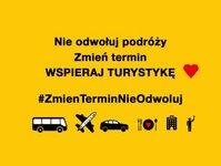 #zmienterminnieodwoluj, polska organizacja turystyczna, koronawirus, ighp, krakowska izba turystyki