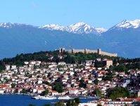 Macedonia Północna, Ochryda, jezioro ochrydzkie, klasztor św nauma, kaneo, co zobaczyć w ochrydzie,