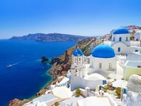 Grecja, południowe wyspy egejskie, kos, mykonos, santorini, ios,
