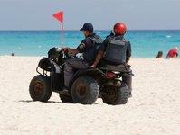 policja, Polska, Chorwacja, wybrzeże, morze