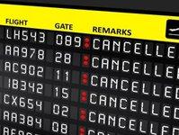 przewoźnik, samolot, Słowenia, loty, odwołać
