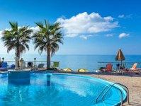 rainbow, white olive, hotel, Grzegorz Baszczyński, Kreta