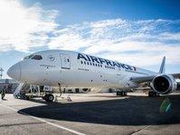 air france, linie lotnicze, przewoźnik lotniczy, zastawa, ekologia, plastik
