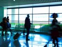 Grecja, lotnisko, pasażer, odprawa, statystyki