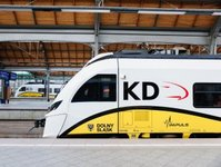 transport, zawieszenie połączeń, koleje dolnośląskie