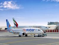 emirates, flydubai, codeshare, współpraca