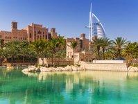 Dubaj, turystyka, rekord, Zjednoczone Emiraty Arabskie, turysci