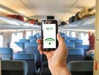 pociąg, pkp intercity, wi-fi, internet, przewoźnik kolejowy