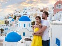 grecja, kierunki, najpopularniejsze, turyści, trivago, analiza, ateny, santorini,