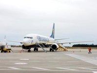 Ryanair, siatka połączeń, samolot, przewoźnik, Katowice