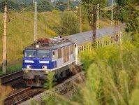 pasażer, pociąg, urząd transportu kolejowego, transport, koleje
