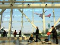 Heathrow, lotnisko, pasażer, Londyn, hub