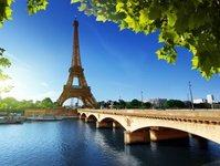 Paryż, Francja, autobusy, turystyka, miasto
