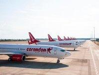 linia lotnicza, corendon airlines, antalya, heraklion, hurghada, rodos, katowice, warszawa