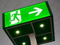 lotnisko, port lotniczy, ewakuacja, bezpieczeństwo, frankfurt