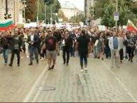 Bułgaria, Sofia, protest branży turystycznej