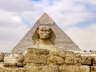 egipt, muzeum, grand egyptian museum, giza