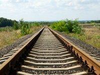 protest, strajk, centralna magistrala kolejowa, cmk, blokada, astaldi, modernizacja