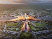 Pekin, Daxing, lotnisko, hub, Chiny