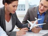 linia lotnicza, przewoźnik lotniczy, ankieta, skycop, pasażer